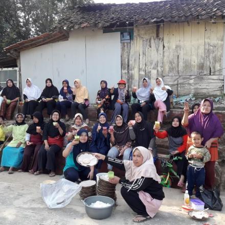 Gotong Royong Dalam Masyarakat Desa